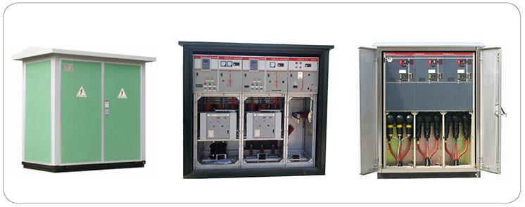 负荷开关双电源自动切换接线方案(